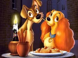 disney spaghetti